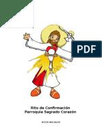 RITOS INICIALES-CONFIRMACIÓN