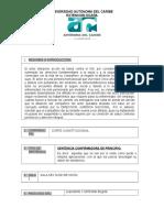 ANÁLISIS JURISPRUDENCIAL Sentencia T-618/00 expediente T-283528de Bogotá