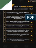 18 Dicas de Perda de Peso que você pode usar HOJE.pdf