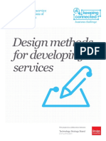 Design methods for developing services.pdf