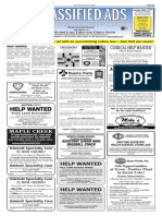 SL Times 2-10 Classifieds