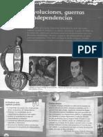 Unidad 04 - Revoluciones, Guerras e Independencias