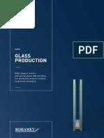 Glass Production BOHAMET