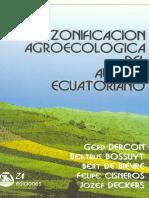 Zonificación Agroecológica Del Austro Ecuatoriano