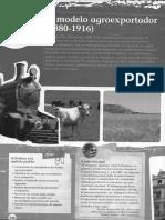 Unidad 10 - El Modelo Agroexportador (1880-1916)