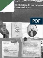 Unidad 09 - La Formación de Los Estados Latinoamericanos