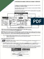 Requisitos - Bienes y Servicios