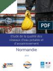 Etude Réseaux d'Eau Et Assainissement Normandie