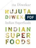 Indian Superfoods - Diwekar, Rujuta