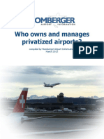 Who Owns and Manages Airports