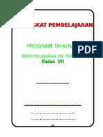 Program Tahunan Ipa