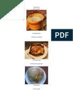 Comidas Tipicas de Los Departamentos de Guatemala