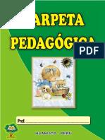 Carpeta Pedagogica Percyhuanuco 130412104125 Phpapp02