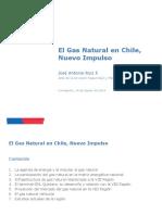 Gas Natural Chile Nuevo Impulso