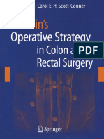 07-2006 Chassin Operative Strategy - Colorectal Surgery