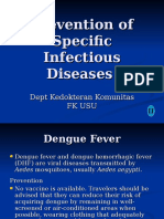 Prevention of Specific Infectious Disease