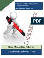 User Manual- AQIS Application - TGS_Version 1.0