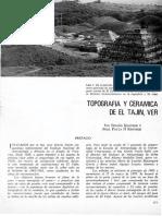 Krotser, Román y Paula Krotser Topografía y cerámica de El Tajín, Ver