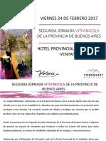 Jornada Vendimia 2017