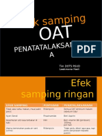 Efek Samping OAT