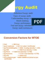 3 Energy Audit Methodolgy