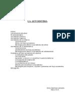 La-Autoestima - BAJA ESTIMA