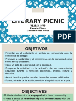 literary picnic