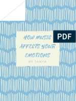 how music affects your emotions