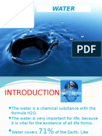 thewater-ppt-110721093553-phpapp01