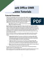 Remark Office OMR Demo Tutorial.pdf