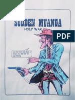 sudden muanga - Holy War