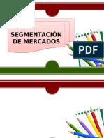 Clase 2 (Segmentacion de Mercados)