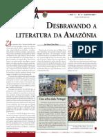 Desbravando a Lititeratura Amazonica