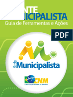 Cartilha Agente Municipalista
