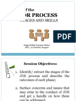 Segment 4 - Overview of the JDR Process, Stages and Skills - October 2015 (J. Munoz)