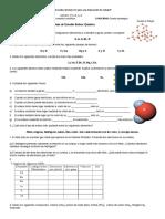Guia de Estudio Enlace Químico