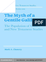 Chancey-The Myth of a Gentile Galilee -Cambridge University Press (2002).pdf