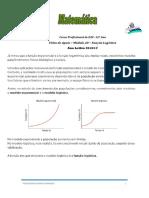 Ficha de Apoio Módulo a 9 Função Logística 12º GES
