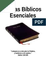 Estudios Biblicos Esenciales