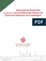 Programa Municipal Desarrollo Urbano GUADALAJARA
