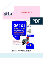 GATE Electrical Engineering Practice Set