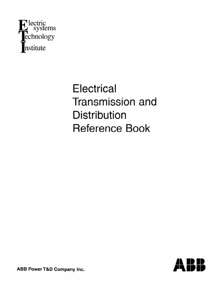Abb Electrical Transmission And Distribution Reference Book Kinds Of Circuit Breakers For Protecting The Illuminating Distributing Impedance Capacitor
