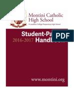 Montini Handbook