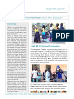 JRS Newsletter #3