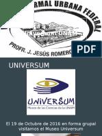 Presentación Universum