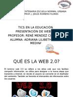 Presentacion Web 2.0 Elaborar Una Presentacion de Culaquier Tema 5 a 10 Pntallas
