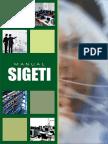 SIGETI - Manual de Vistoria