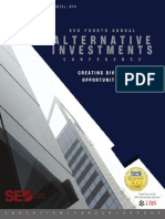 SEO is Proud and Honored to have Grosvenor Capital Management LP as our Presenting Sponsor for SEO's Fourth Annual Alternative Investments Conference