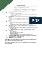 Statire Analysis