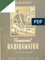 Tanarul Radioamator Borisov 1953